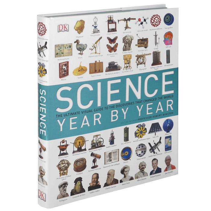 Science Year by Year history year by year
