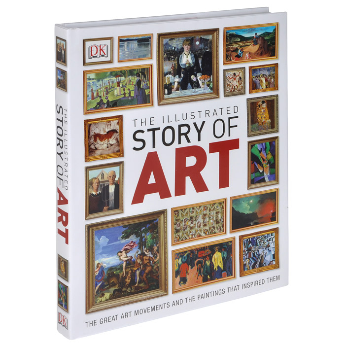 The Illustrated Story of Art the art of not breathing