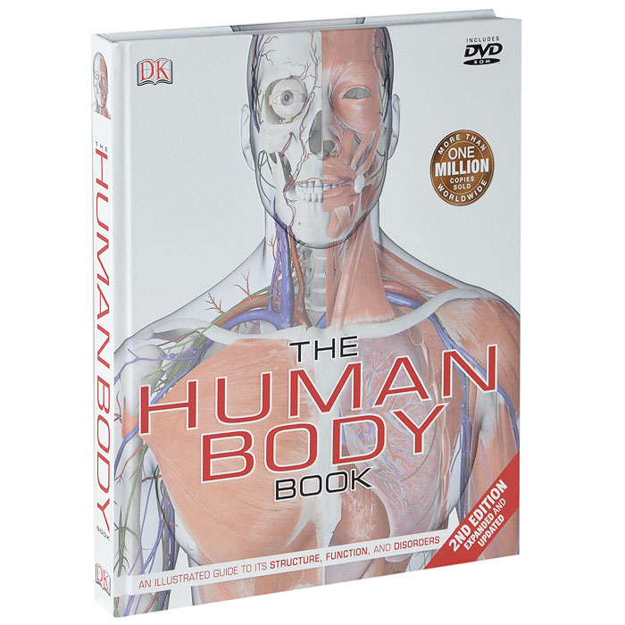 The Human Body Book (+ DVD-ROM) anatomy of a disappearance