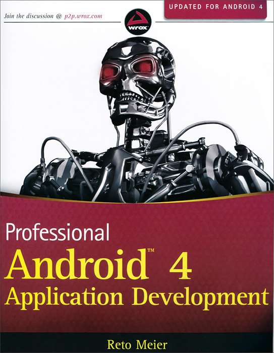 Professional Android 4 Application Development barry burd a android application development all in one for dummies