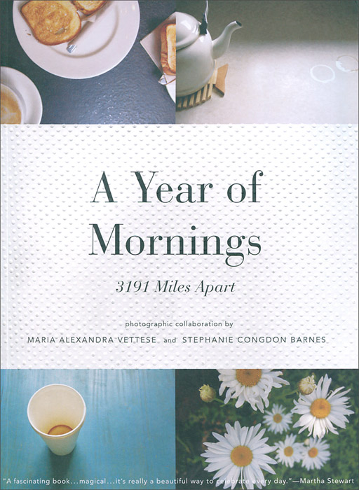 A Year of Mornings: 3191 Miles Apart gardener s one line a day a five year book of garden memories