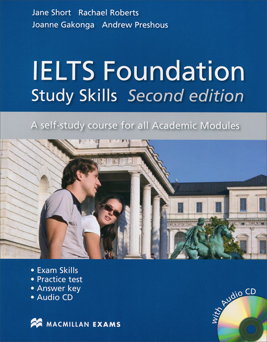 Ielts Foundation: Study Skills (+ CD) cambridge academic english c1 advanced teacher s book an integrated skills course for eap