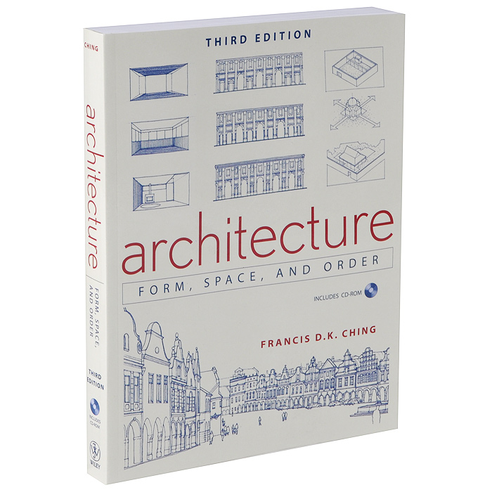 Architecture: Form, Space, and Order (+ CD-ROM) romy wyllie bertram goodhue – his life and residential architecture