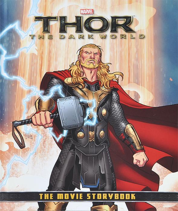 Thor: The Dark World Movie Storybook