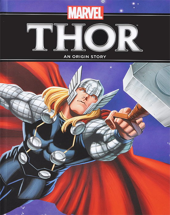 Thor: An Origin Story the heir