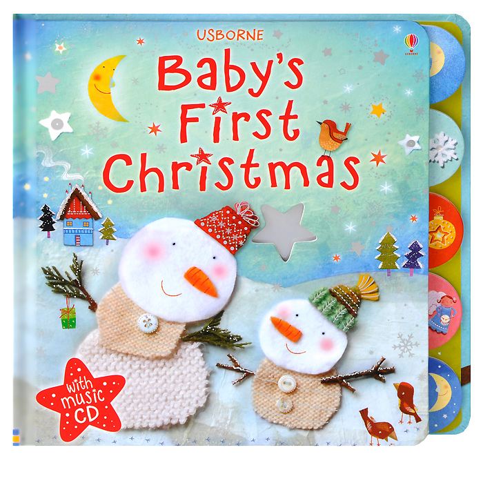 Baby's First Christmas (+ CD) baby s first christmas cd