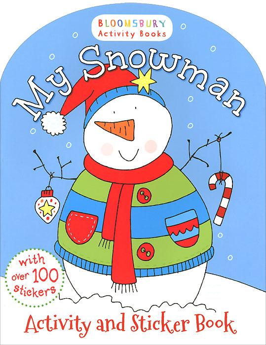 My Snowman: Activity and Sticker Book my snowman activity sticker book