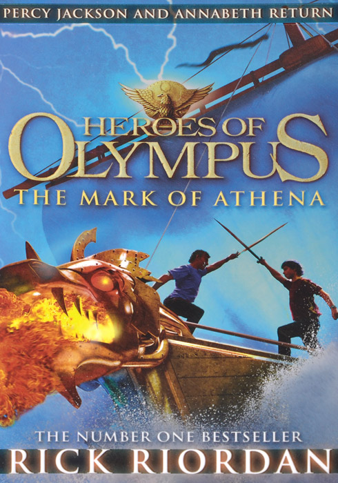 Heroes of Olympus: The Mark of Athena morgan rice a quest of heroes