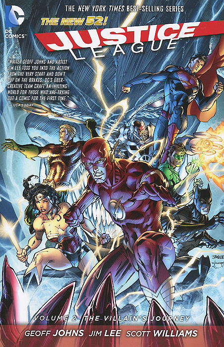 Justice League Volume 2: The Villain's Journey verne j journey to the centre of the earth
