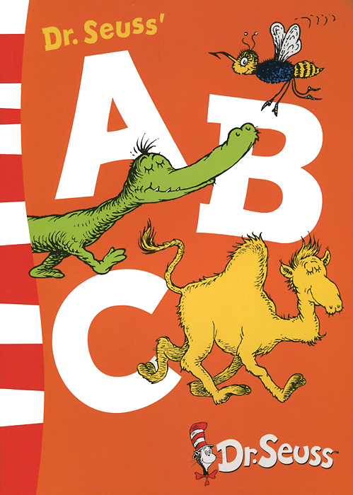 Dr.Seuss's ABC: Blue Back Book father and son of the complete collection of sound books classics children s comics best selling books
