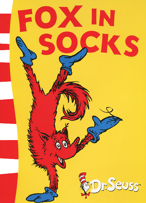 Fox in Socks: Green Back Book father and son of the complete collection of sound books classics children s comics best selling books