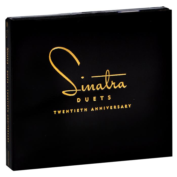 Фрэнк Синатра Frank Sinatra Duets Twentieth Anniversary 2 CD