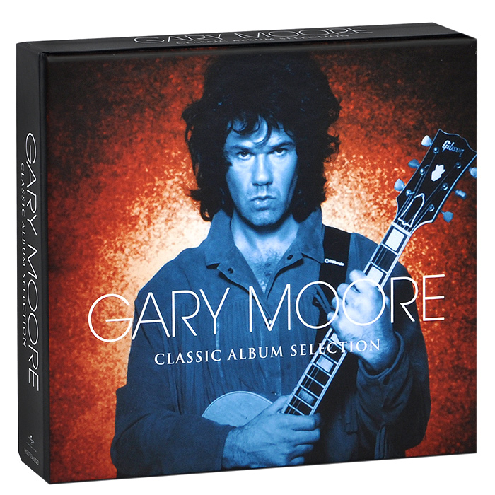Гэри Мур Gary Moore. Classic Album Selection (5 CD)