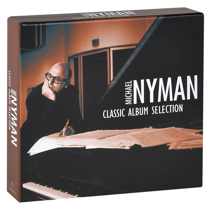 Майкл Найман Michael Nyman. Classic Album Selection (5 CD) 4x3 5 aaaa 8 24 virgin hair