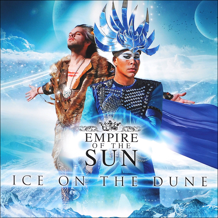 Empire Of The Sun. Ice On The Dune (LP)