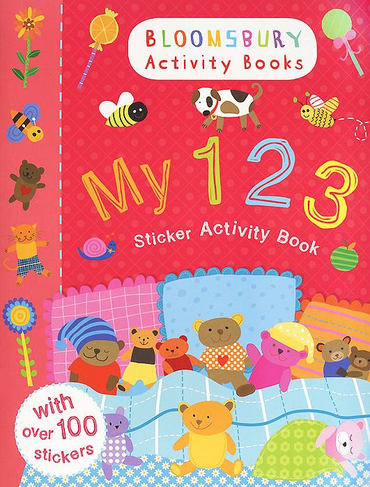 Купить My 123 Sticker Activity Book