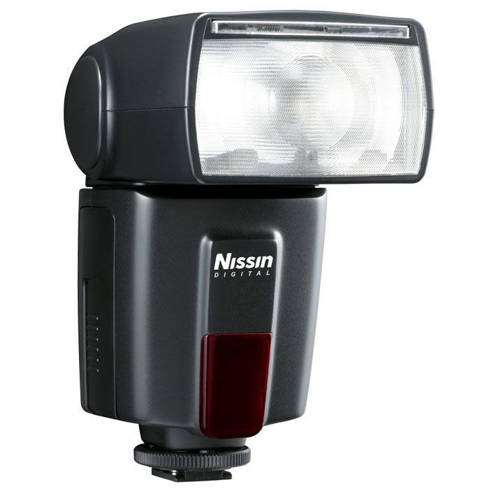 Nissin Di600 фотовспышка для Canon E-TTL/ E-TTL II - Фотоаксессуары
