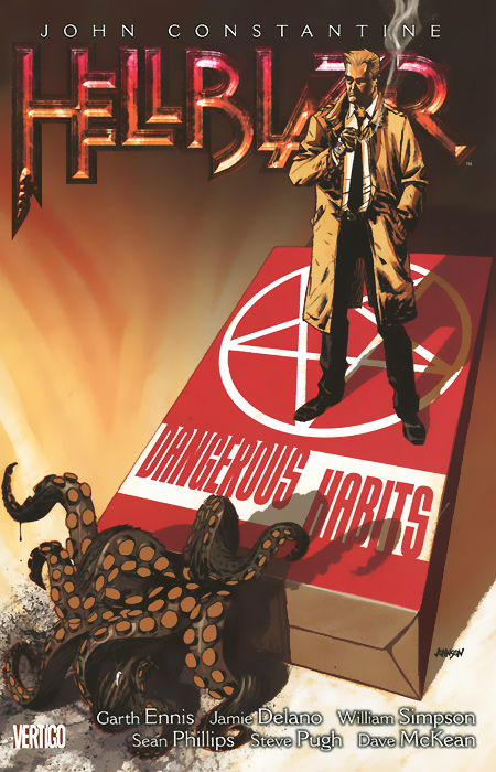 John Constantine: Hellblazer Volume 5: Dangerous Habits the john green collection комплект из 5 книг