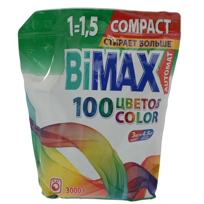"""Стиральный порошок BiMax """"Color"""", 3 кг. 523-1"""