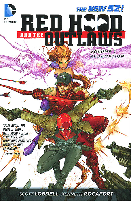 Red Hood and the Outlaws: Volume 1: Redemption confessions of a former bully