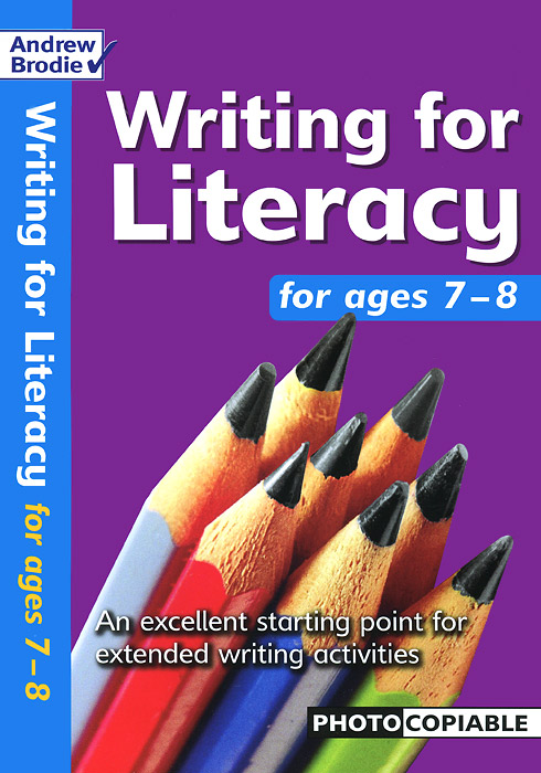 Writing for Literacy for Ages 7-8 reading literacy for adolescents