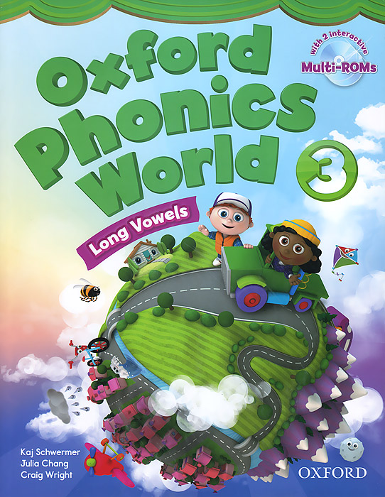 Фото - Oxford Phonics World 3: Student Book (+ 2 CD-ROM) oxford reading tree songbirds alphabet games flashcards