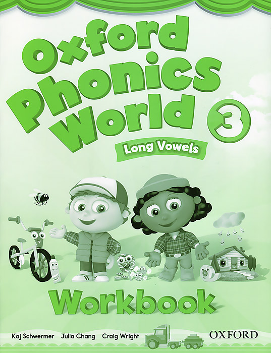 Oxford Phonics World 3: Long Vowels: Workbook first insights into business workbook