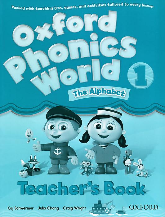Oxford Phonics World 1: The Alphabet: Teacher's Book ladybird i m ready for phonics say the sounds