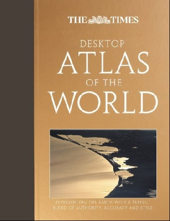 The Times Atlas of the World Desktop Edition the picture atlas