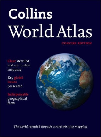 Collins world atlas collins picture atlas