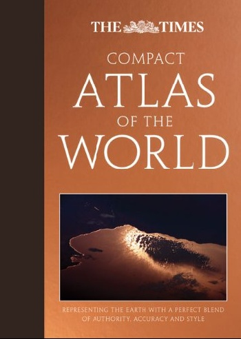 Times compact atlas of the world baer sam atlas of the world picture book