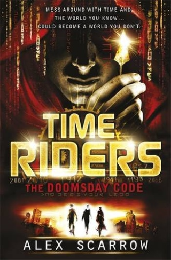 TimeRiders: The Doomsday Code the doomsday conspiracy