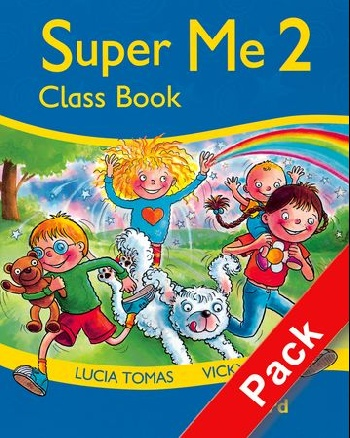 Super Me: 2: Teachers Resource Pack (Teachers Resource Book and Story Books 2A & 2B)