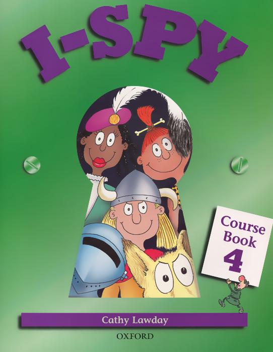 I-Spy: Course Book 4