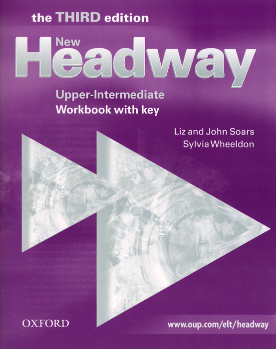 New Headway: Upper-Intermediate: Workbook with Key new total english intermediate workbook with key cd