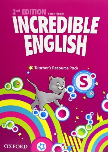 Incredible English: Starter: Teachers Resource Pack cambridge english empower starter student s book online assessment practice online workbook
