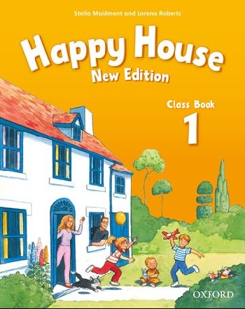Happy House: British English course for Primary: 1 New Edition: Class Book primary colours pupil s book level 4 primary colours page 5
