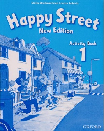 Happy Street: British English course for Primary: 1 New Edition: Activity Book and MultiROM Pack han edition new winter boots female british wind thick with martin boots with the joker of the students for women s shoes