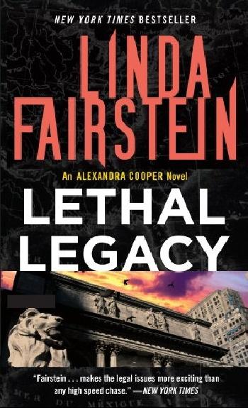 Lethal Legacy lethal legacy