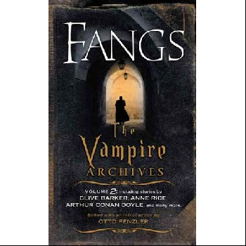 Fangs: The Vampire Archives: Volume 2