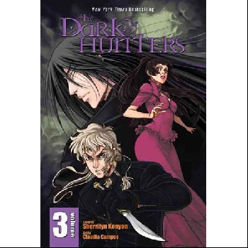 The dark-hunters, vol. 3 crusade vol 3 the master of machines