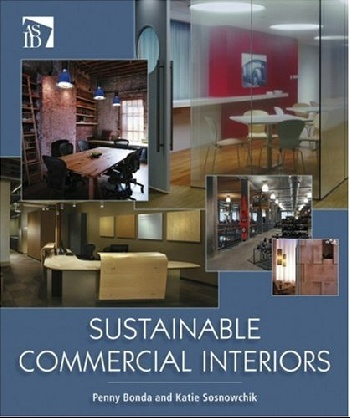 Sustainable Commercial Interiors design thinking for interiors