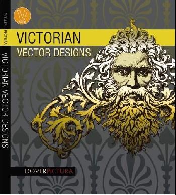 Victorian Vector Designs + CD restek vector