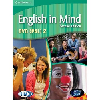 English in Mind Second edition Level 2 DVD (PAL) cambridge essential english dictionary second edition