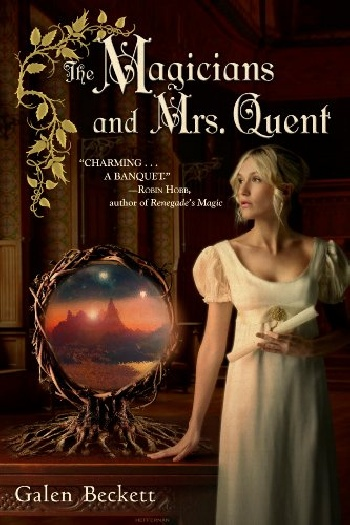 The Magicians and Mrs. Quent demigods and magicians