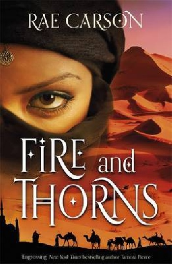 Fire and Thorns fire giants