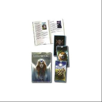 The Book of Shadows Tarot Kit
