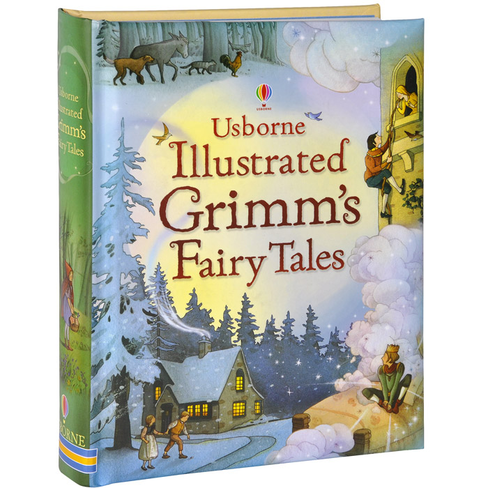 Usborne Illustrated Grimm's Fairy Tales lovecraft h the white ship the tree the tomb short stories
