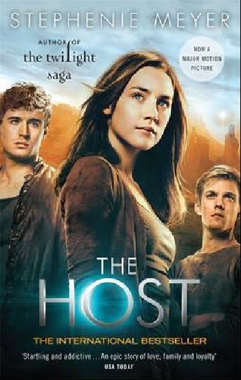 The Host film tie-in j newell philip a new harmony the spirit the earth and the human soul