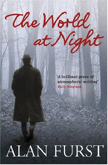 World at night diary of a wartime affair